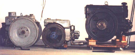 funktionstüchtiges modell dampfmaschine